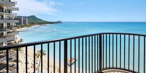 Забронировать Outrigger Waikiki Beach Resort