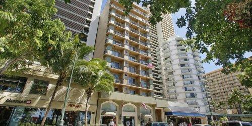 Забронировать Aston Waikiki Beachside Hotel
