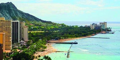 Забронировать Holiday Inn Waikiki Beachcomber Resort