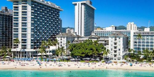 Забронировать Moana Surfrider, A Westin Resort & Spa