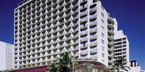 Забронировать OHANA Waikiki East
