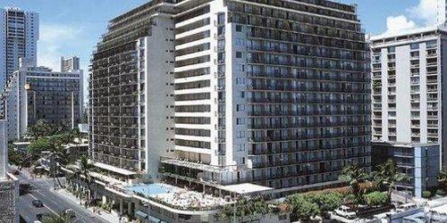Забронировать OHANA Waikiki West