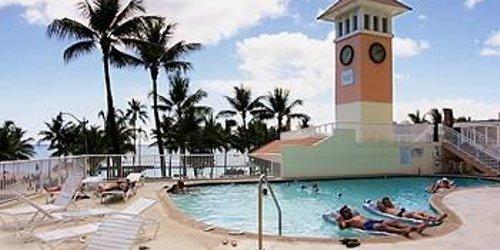 Забронировать Park Shore Waikiki