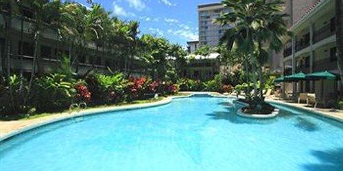 Забронировать Waikiki Sand Villa