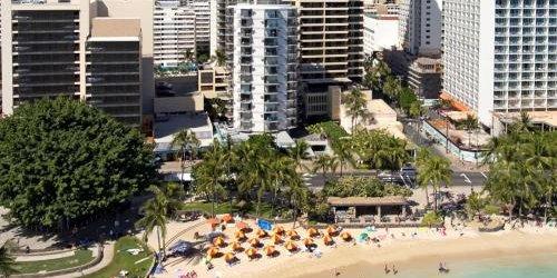 Забронировать Aston Waikiki Circle Hotel