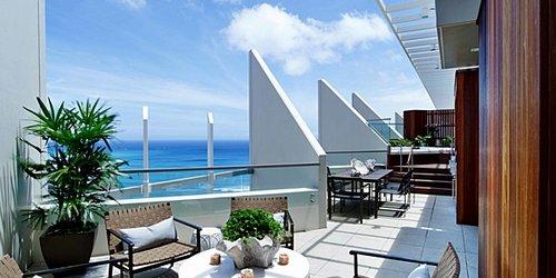 Забронировать Trump International Hotel Waikiki Beach Walk