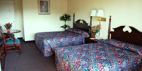 Забронировать Red Carpet Inn & Suites Atlantic City
