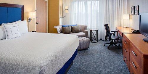 Забронировать Courtyard by Marriott Atlantic City