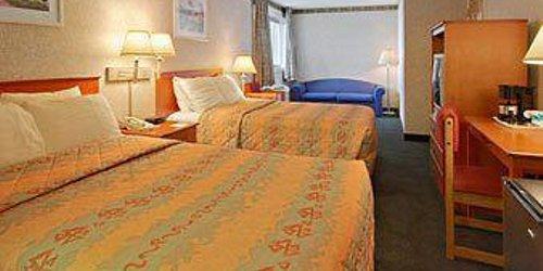 Забронировать Days Inn Atlantic City