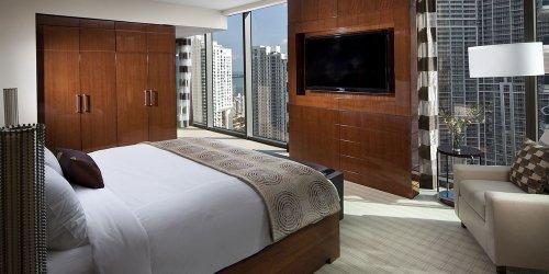 Забронировать JW Marriott Marquis Miami