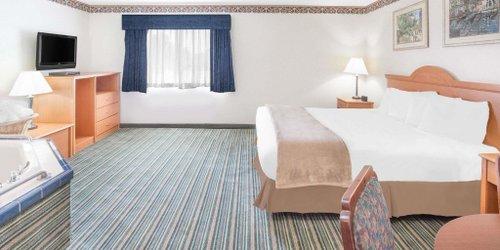 Забронировать Hampton Inn & Suites Redding