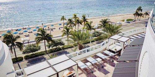 Забронировать Hilton Fort Lauderdale Beach Resort