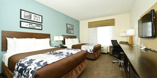 Забронировать Sleep Inn & Suites Austin