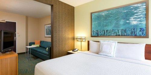 Забронировать SpringHill Suites Austin South
