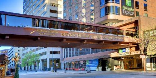 Забронировать Comfort Inn Downtown Denver