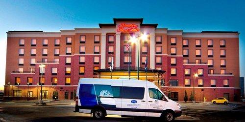 Забронировать Hampton Inn & Suites Denver Airport / Gateway Park