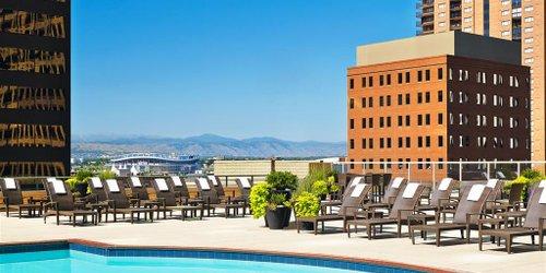 Забронировать Westin Denver Downtown