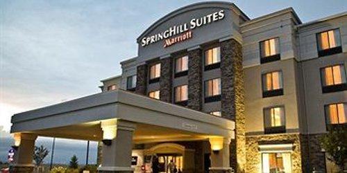 Забронировать SpringHill Suites by Marriott Denver Airport