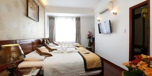 Забронировать Duc Vuong Hotel