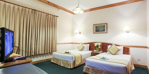 Забронировать Oscar Saigon Hotel