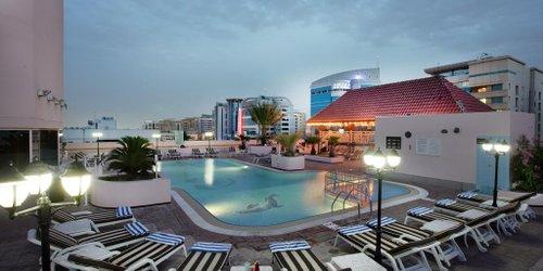 Забронировать Metropolitan Palace Dubai
