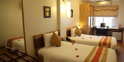 Забронировать Hanoi Elegance Ruby Hotel