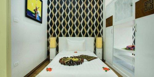 Забронировать Tu Linh Legend Hotel