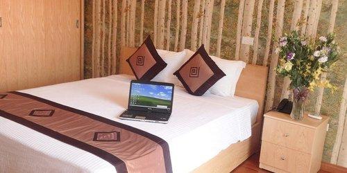 Забронировать Hanoi Impressive Hotel