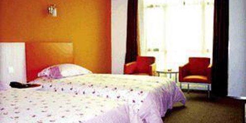 Забронировать Motel 168 - Guangzhou North Tianhe Road Branch