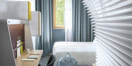 Забронировать Okko Hotels Grenoble Jardin Hoche