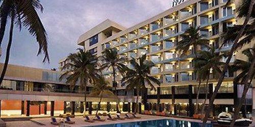 Забронировать Novotel Mumbai Juhu Beach