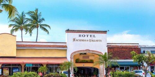 Забронировать Hotel Hacienda de Vallarta Las Glorias