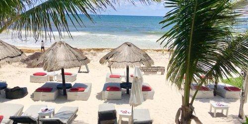 Забронировать OM Tulum Cabañas and Beach Club