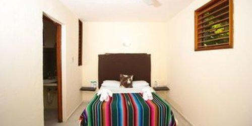 Забронировать Hotel Kin Ha Pueblo