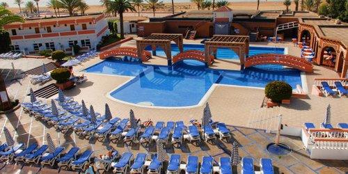 Забронировать Hotel Club Al Moggar Garden Beach