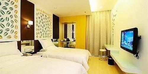 Забронировать Xiamen Green Spring Boutique Hotel