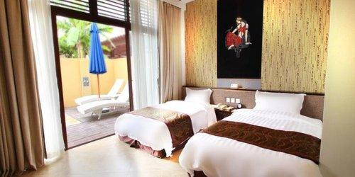 Забронировать Haohanpo Gloria Hotspring Resort