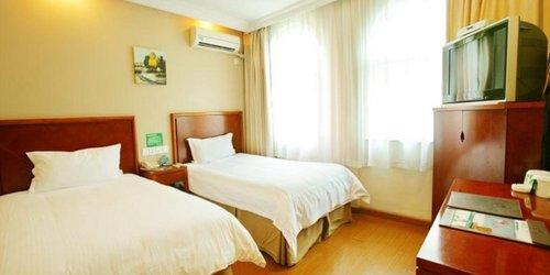Забронировать GreenTree Inn Changsha Yuanjialing Hotel