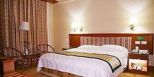 Забронировать Aerbin Jin Shan Hotel - Dalian