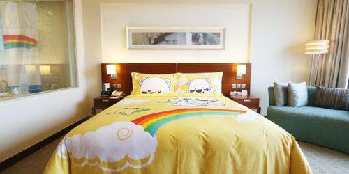Забронировать Holiday Inn Xi'an Greenland Century City