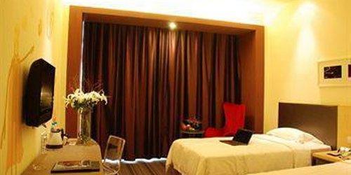 Забронировать City Inn Happy Valley Chengdu