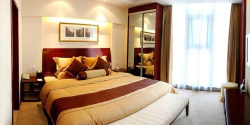 Забронировать Tianjin Jinbin International Hotel