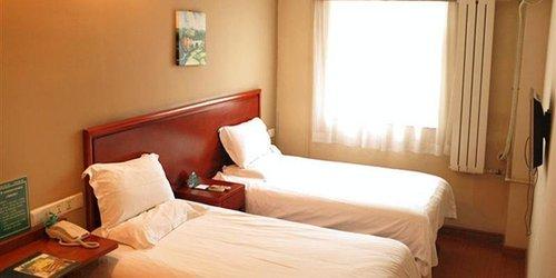 Забронировать Greentree Inn Tianjin Hongqi Road Apartment Hotel
