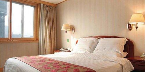 Забронировать Starway Hotel Shuanglu Mansion Tianjin