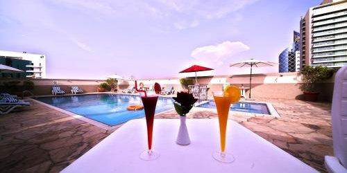 Забронировать Rose Garden Hotel Apartments - Bur Dubai