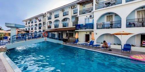 Забронировать Vossos Hotel Apartments