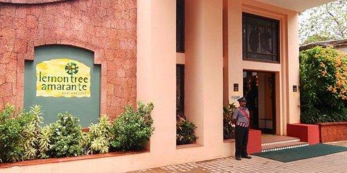 Забронировать Lemon Tree Amarante Beach Resort, Goa