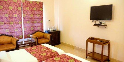 Забронировать Suryaa Villa - A Classic Heritage Hotel