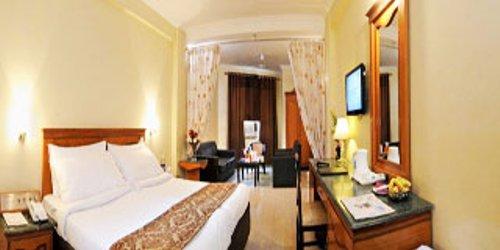 Забронировать Hotel Pushp Villa