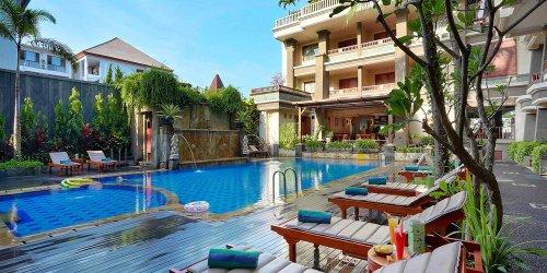 Забронировать The Vira Bali Hotel